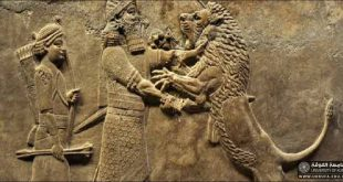 The Political Influence of Assyrian Art.